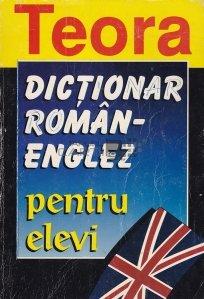Dictionar roman-englez pentru elevi