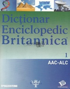 Dictionar Enciclopedic Britannica