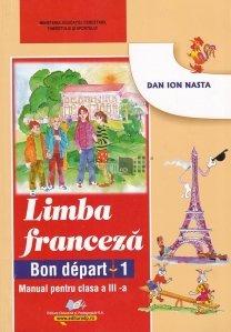 Limba franceza. Bon depart 1