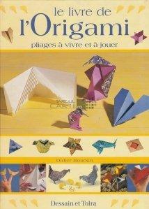 Le livre de l'origami