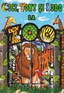 Cici, Toni si Dodo la Zoo