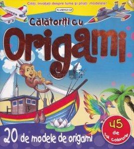 Calatoriti cu origami