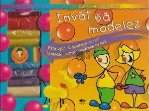 Cartea micului artist - Invat sa modelez