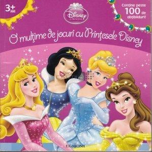 O multime de jocuri cu Printesele Disney