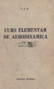 Curs elementar de aerodinamica
