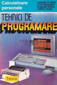Tehnici de programare