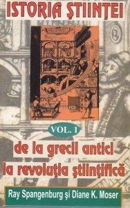 Istoria stiintei de la grecii antici la revolutia stiintifica