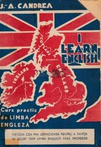 I learn english . Curs practic de Limba Engleza