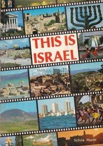 This is Israel / Acesta este Israel