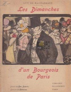 Les dimanches d'un bougeois de Paris / Diminetile unui burghez din Paris