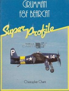 Grumman F8F Bearcat super profile / Avionul Grumman F8F Bearcat super profil