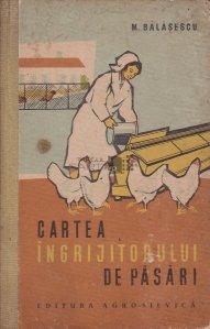 Cartea ingrijitorului de pasari