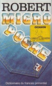 Micro Poche - Dictionnaire du francais primordial / Micul Buzunar - Dictionar de franceza primordiala
