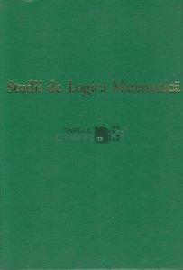 Studii de logica matematica