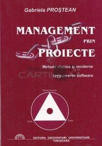 Management prin proiecte