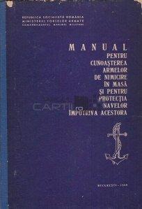 Manual pentru cunoasterea armelor de nimicire in masa si pentru protectia navelor impotriva acestora