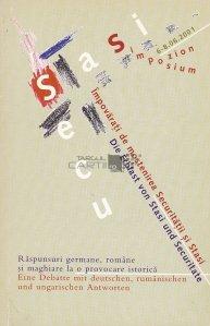Impovarati de mostenirea Securitatii si Stasi/Die Erblast von Stasi und Securitate