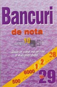 Bancuri de nota 10, nr. 29