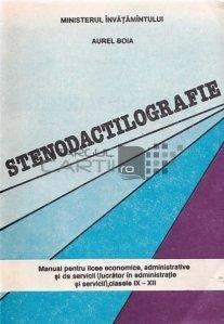 Stenodactilografie