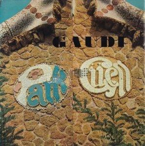 Park Guell de Antoni Gaudi / Parcul Guell construit de Gaudi