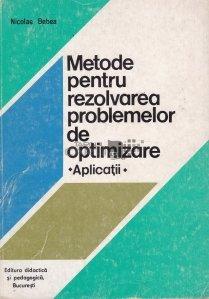 Metode pentru rezolvarea problemelor de optimizare