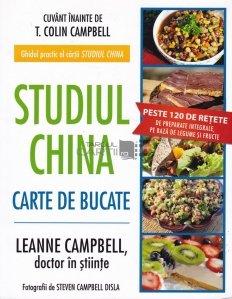 Studiul China- carte de bucate
