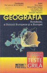 Geografia Romaniei, a Uniunii Europene si a Europei