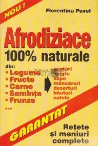 Afrodiziace 100% naturale