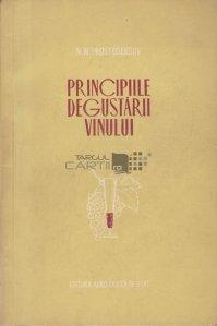 Principiile degustarii vinului