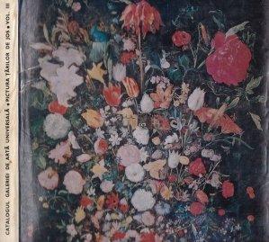 Catalogul Galeriei de Arta Universala