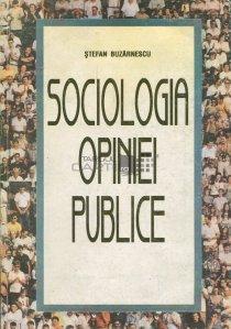 Sociologia opiniei publice