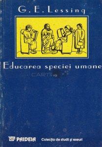 Educarea speciei umane