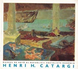 Expozitie retrospectiva H. H. Catargi