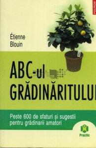 ABC-ul gradinaritului