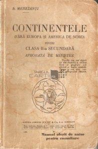 Continentele (fara Europa si America de Nord)