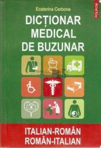 Dictionar medical de buzunar italian - roman roman - italian