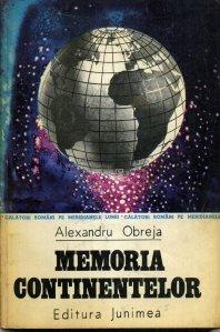 Memoria continentelor