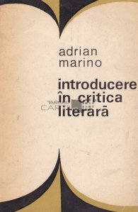 Introducere in critica literara