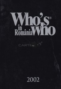 Who's Who in Romania