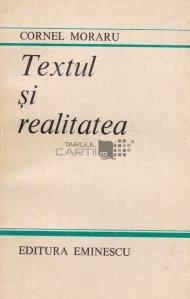 Textul si realitatea