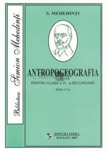 Antropogeografia