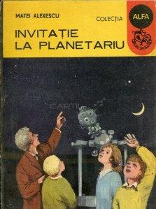 Invitatie la planetariu