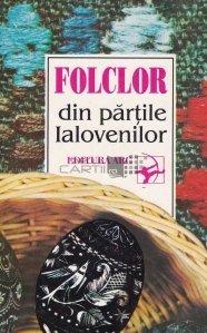 Folclor din partile Ialovenilor