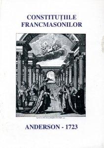 Constitutiile francmasonilor
