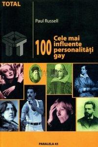 100 cele mai influente personalitati gay