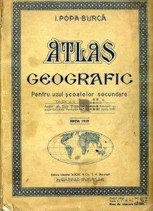 Atlas geografic pentru uzul scoalelor secundare