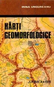 Harti geomorfologice