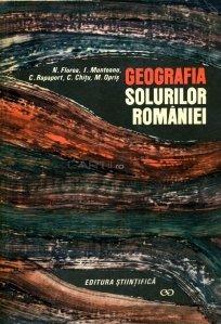 Geografia solurilor Romaniei