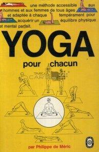 Yoga pour chacun / Yoga pentru fiecare