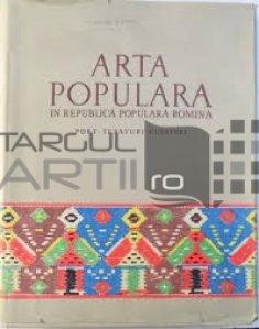 Arta populara in Republica Populara Romina